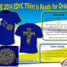 2014 EDYC Tshirt Ready for Order