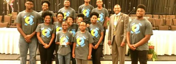 Eastern Diocese Bible Bowl Team