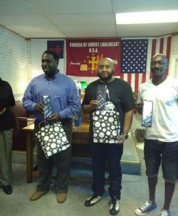 New Life Brotherhood honored on Father's Day 2016