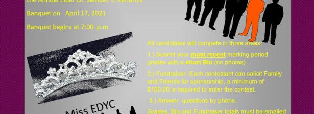 Mr & Miss 2021 EDYC Pageant