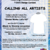 2021 EDYC T-Shirt Design Contest
