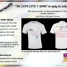 2019 EDYC T-Shirt is Ready for Ordering